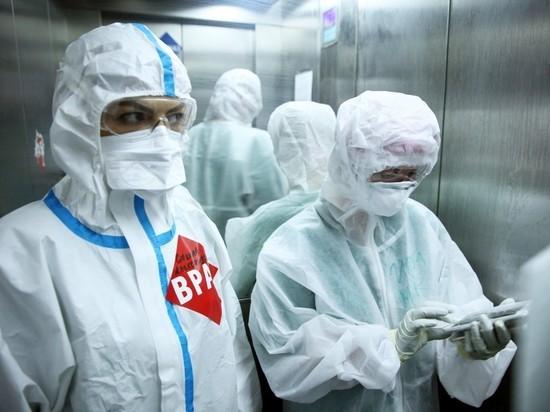 Суточная заболеваемость коронавирусом в Москве третий день выше 3 тысяч