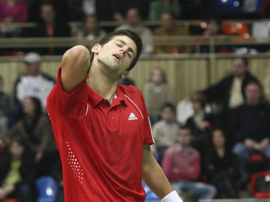 Теннисист Джокович отказался от борьбы за бронзу на Олимпиаде