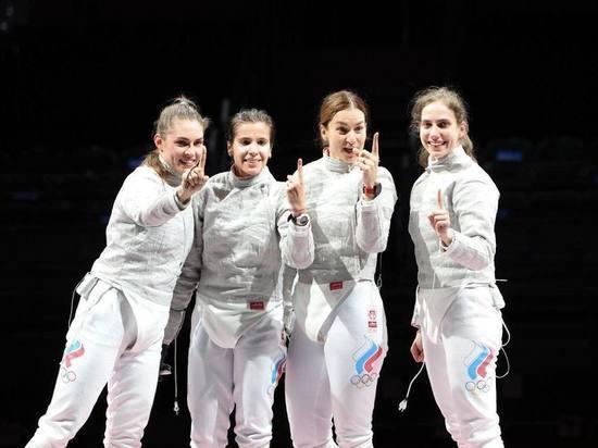 Наша команда саблисток — снова олимпийские чемпионки, и это было очень нелегко
