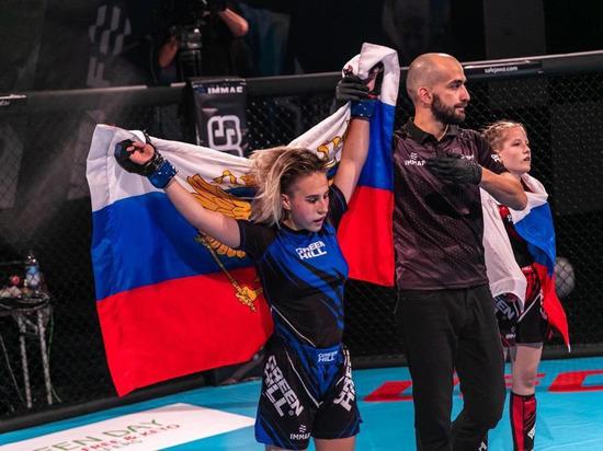 Рязанская спортсменка выиграла молодёжный чемпионат мира по ММА