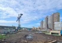 Прокуратура Кировского района Красноярска приостановила незаконное строительство двух жилых многоэтажных домов
