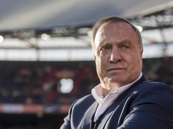 Дик Адвокат назначен на пост главного тренера сборной Ирака