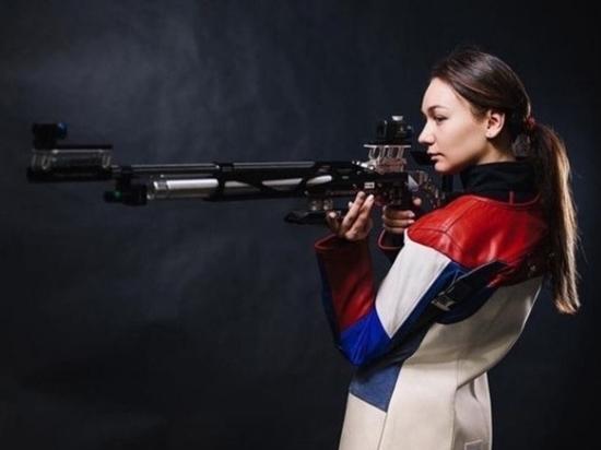 Усс поздравил красноярку Юлию Зыкову с серебряной медалью ОИ