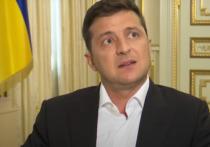 Президент Украины Владимир Зеленский попал в ту же «ловушку», что и экс-президент Петр Порошенко, который проиграл последние выборы