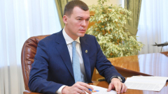 Михаил Дегтярев поздравил железнодорожников с профессиональным праздником