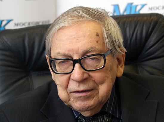 Секретарь СЖР: смерть Засурского – трагедия для журналистского и университетского сообщества