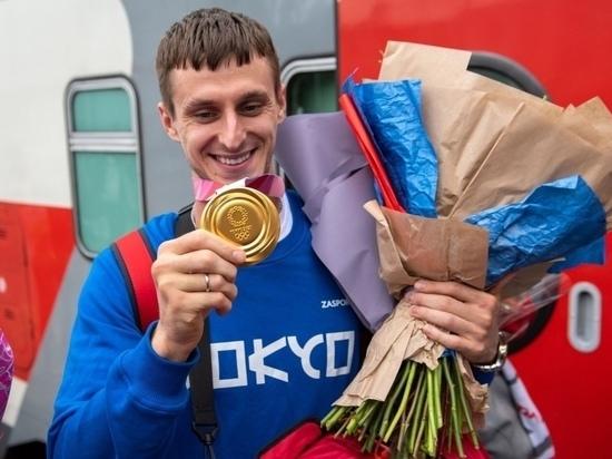 Карельский спортсмен Владислав Ларин завоевал золотую медаль на Олимпийских играх