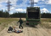 120 кубов мусора: несанкционированные свалки убрали жители Муравленко