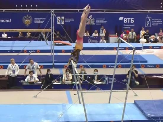 Российская гимнастка Ильянкова завоевала серебро ОИ в Токио