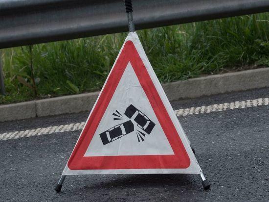 Два человека пострадали в ДТП на трассе «Нева» в Новгородском районе