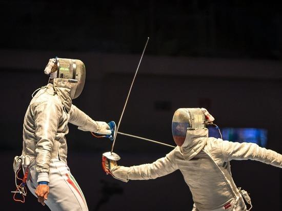 Российские фехтовальщики принесли стране серебро