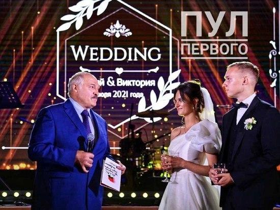 Александр Лукашенко выдал замуж свою старшую внучку — Викторию, дочь старшего сына Виктора