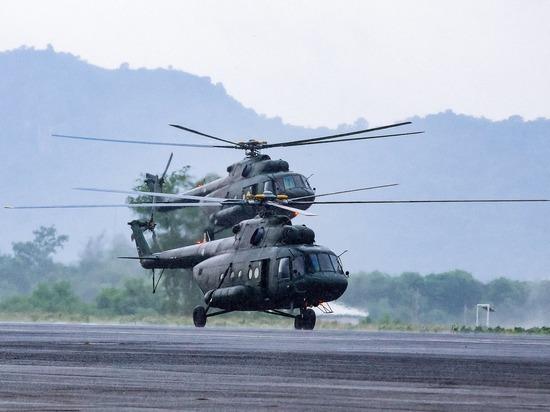 В Смоленской области прошли масштабные военные учения авиации
