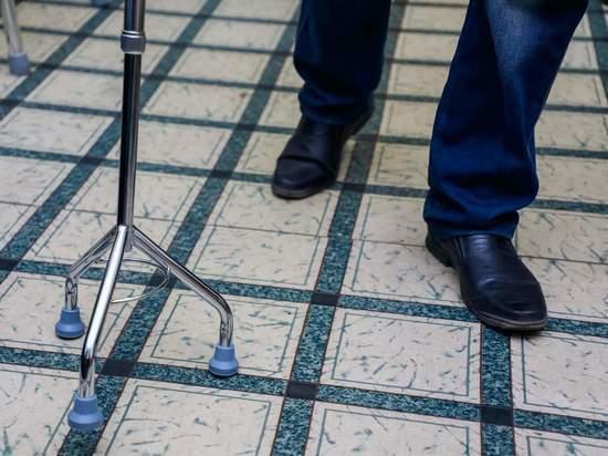 2 тыс. волгоградцев бесплатно получили реабилитационное оборудование