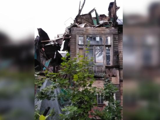 Прокуратура проведет проверку после обрушения башни дачи Кривдиной