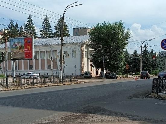 В Курске при ДТП на Радищева пострадал двухлетний ребенок