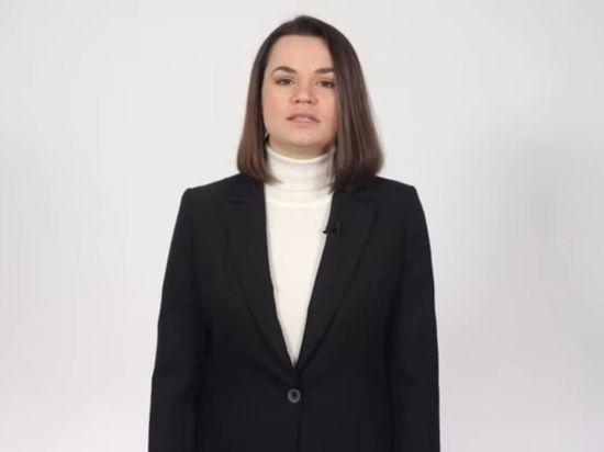 Тихановская высказалась в поддержку белорусской спортсменки Тимановской