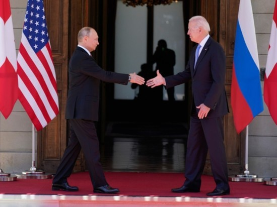 Президент Швейцарии гордится, что провел в Женеве саммита России и США