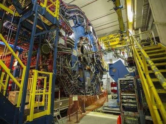 Материя из чистой энергии: на коллайдере доказали предсказанные 80 лет назад явления