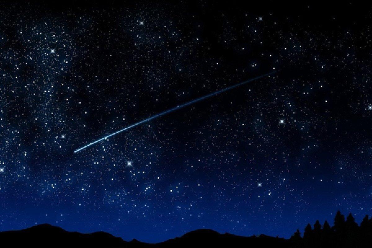 Костромичи могут загадывать желания — падающих звезд вскоре будет много