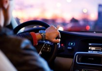 В полицию поступило сообщение об угоне автомобиля с одной из АЗС Красноярска