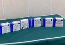 Около 100 тысяч псковичей завершили вакцинацию от коронавируса