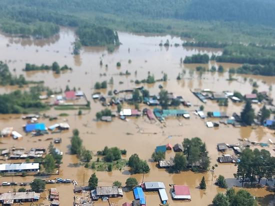 В Хабаровском крае ожидают новую волну паводков