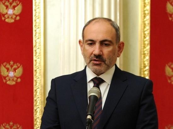 Пашиняна выдвинули на пост премьер-министра