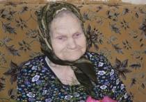 Жительница Спасского района Рязанской области Мария Епишкина отметила 105-летие