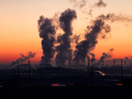 В России побит 17-летний антирекорд по загрязнению воздуха