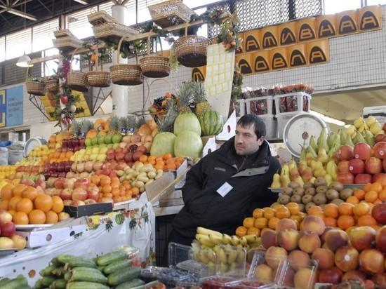 В Ростове-на-Дону продавцы устроили массовую драку на рынке
