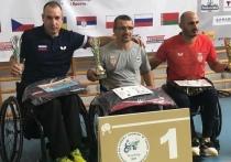 У Хакасии серебряная медаль международного турнира по настольному теннису