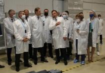 Как уже сообщалось в СМИ, министр промышленности и торговли Российской Федерации Денис Мантуров посетил Чувашскую Республику
