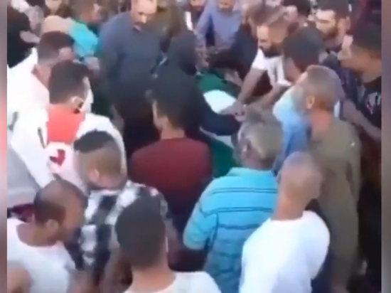 Мужчина встал из гроба на своих похоронах в Ливане