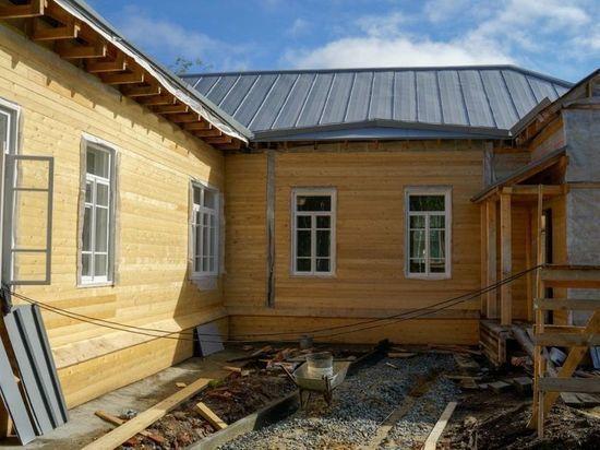 Осенью откроют обновленный Обдорский музей в Салехарде