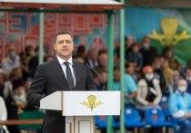 Псковских десантников наградили за мужество и верность воинским традициям