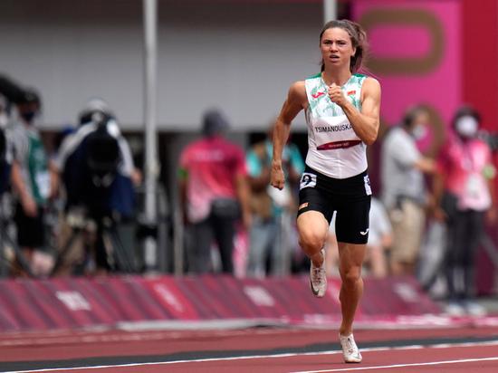 В понедельник белорусская легкоатлетка Кристина Тимановская подала документы на предоставление политического убежища в Польше