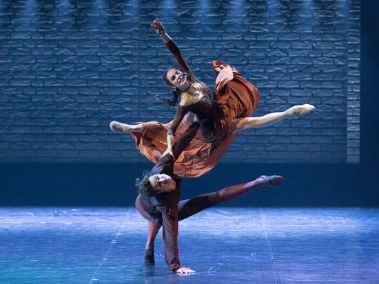 На Исторической сцене Большого театра прошла премьера балета Бориса Эйфмана «Страсти по Мольеру, или Маска Дон Жуана»
