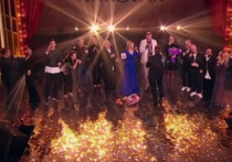 Финал шестого сезона шоу «Три аккорда» стал весьма нарядным концертом, финал которого в виде объявления победителей проекта оказался куда менее интересным, чем сам ход действа