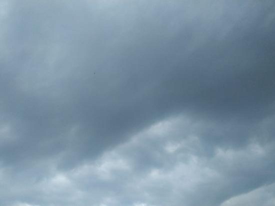 Ночью Калужскую область накроет мощная гроза
