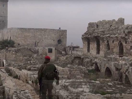 Протурецкие боевики обстреляли позиции сирийской армии в Алеппо