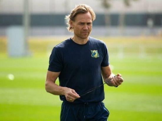 Валерий Карпин больше не тренер ФК «Ростов»