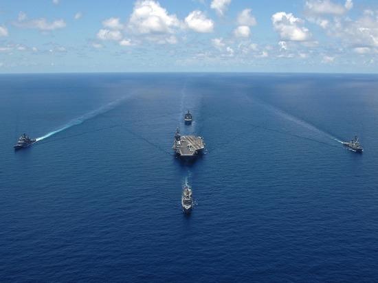 Командующий Вторым флотом ВМС США счел адекватным сотрудничество с Россией