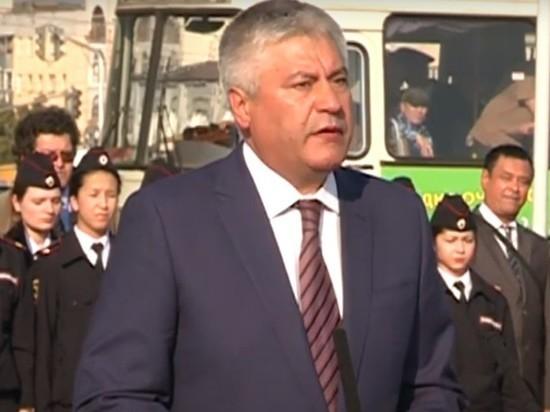Колокольцев снял с должности начальника полиции Камчатки
