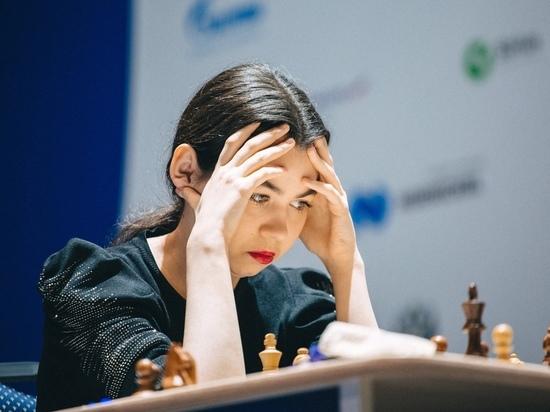 Ямальская шахматистка Горячкина не смогла выиграть Кубок мира