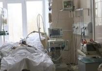 В ковидном госпитале, развернутом на базе горбольницы №5 в Барнауле, закончились свободные места в реанимации