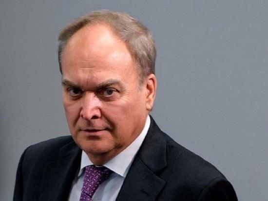 Антонов раскритиковал США из-за ситуации с российскими дипломатами