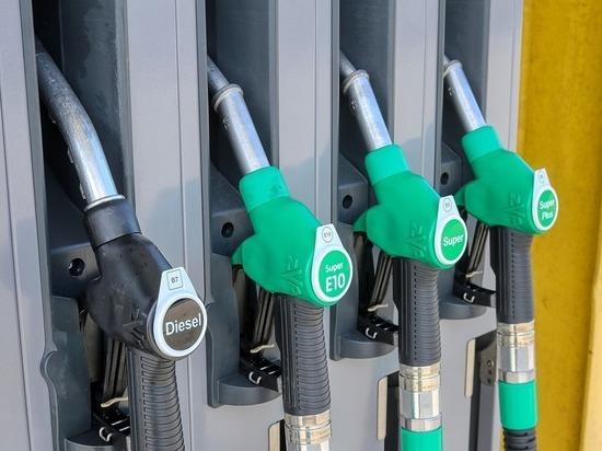 Германия: Цены на топливо достигли семилетнего максимума