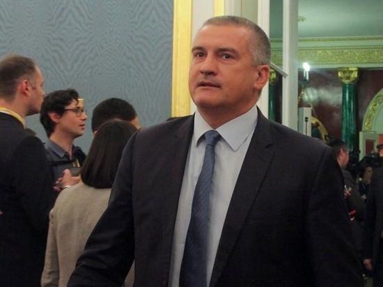 Аксенов назвал интервью Зеленского о Крыме «жалким зрелищем»