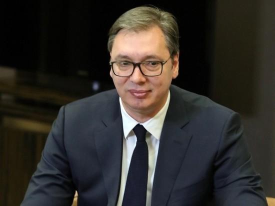 Соратник президента Вучича подал на него иск